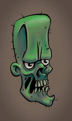 mr zom by Tonito292