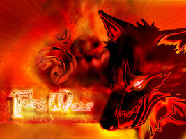 Fire-Wolf by Anakaris