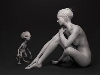 uplift universe by KenichiNishida