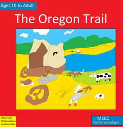 The Oregon Trail (MS-DOS) by fazbear1980