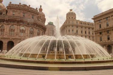 The fountain. by Makkialientje