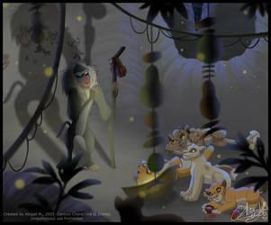 The Story Teller by SimbaGirl