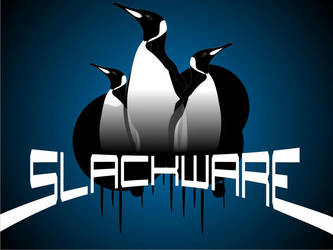 Slackware by fred-marques