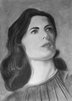 Peggy Carter by Darkangel66a