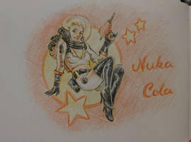 Nuka Cola by missr00t