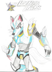 Lunar Fox- Megaman X synchro project by GavinDragon