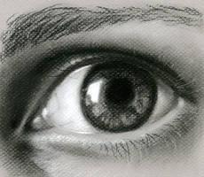 Eye by amyjiao