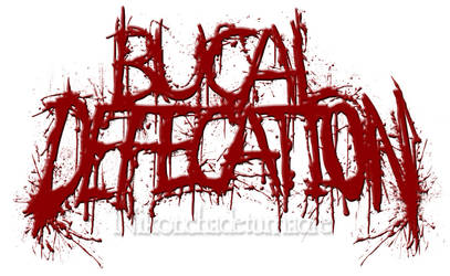 Bucal Defecation logo by nikonchadetumadre
