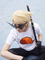 [HS Cosplay] Dirk Strider by meiko-taka