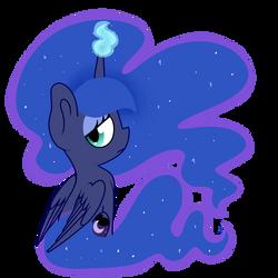 Princess Luna by Idoartz