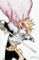 Cless : Tales of Phantasia by mitsukeru