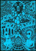 The Invitation of Yog Sothoth by ZawArt