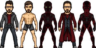 All New Marvel's Crimson Spider by SpiderTrekfan616
