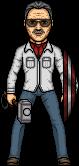 Stan Lee 1922-2018 by SpiderTrekfan616