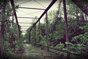 callaway fork bridge deck view by SMT-Images