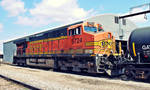 BNSF 5724 by SMT-Images
