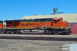 BNSF 5906 Post Collision by SMT-Images