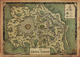 The Gravic Swamp by Brian-van-Hunsel