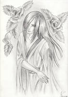 Orochimaru by SirLordAshram