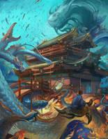 Ryu Gu Jo by niuner