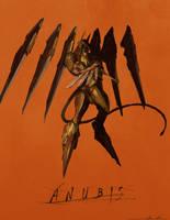 Anubis by niuner