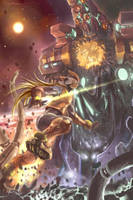 Megaman Zero 4, END by niuner
