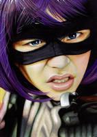 Kick-Ass - Hit Girl by Trev--Murphy