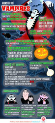 Infographic - Vampires by Trev--Murphy