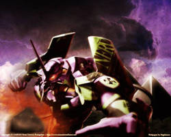 Evangelion by Nitrox8