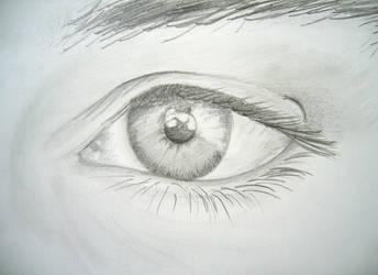 Large Eye by Aarkaya