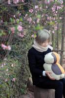 Natsume Yuujinchou_Breath the spring by HAN-Kouga