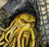 Davy Jones by theblacklagoon00