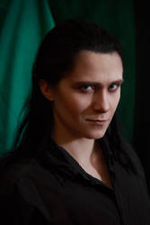 Loki  costest by Nishi-Gantzer