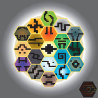 Bionicle Elements by Bysthedragon