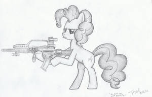 Don't Mess With Pinkie Pie by MillenniumFalsehood