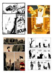 comics by betteo