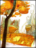 the.strangest.autumn by betteo