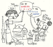 the.hamster.and.the.idiot by betteo
