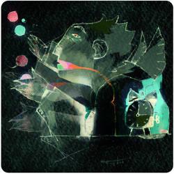 negative.juggler by betteo