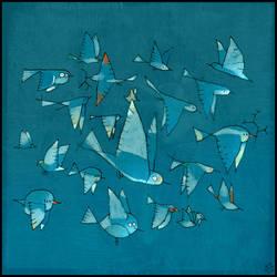 verloren.vogels by betteo