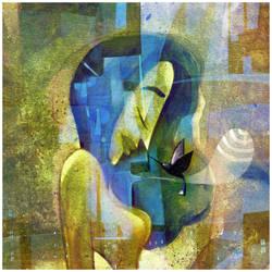 blue.green.encounter by betteo