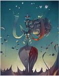 evil.goddess by betteo