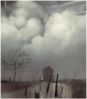 gloomy by betteo