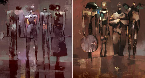 quartets by betteo