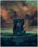 verlassenen.Haus by betteo