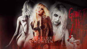 Taylor Momsen - Going To Hell (Wallpaper) by Panchecco