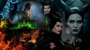 Maleficent Wallpaper [2014] by Panchecco