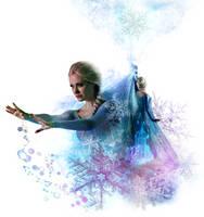 Elsa (Georgina Haig version) by Panchecco