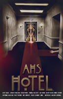 AHS: HOTEL / October 7 / FX by Panchecco