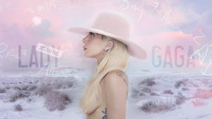 Lady Gaga / Joanne (PANTONE Rose Quartz/Serenity) by Panchecco
